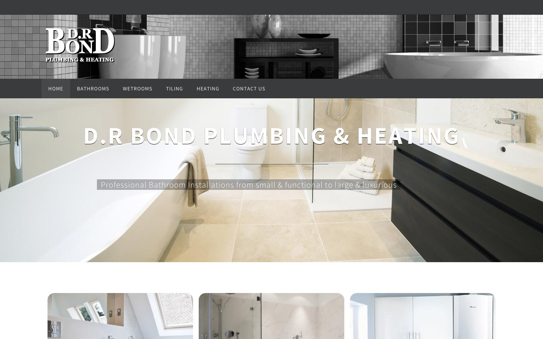 Website Design of Chipping Sodbury Plumber & Heating Engineer