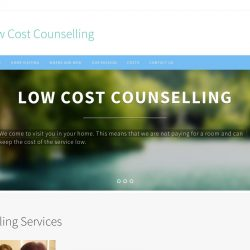 Website redesign for Yate Counsellors