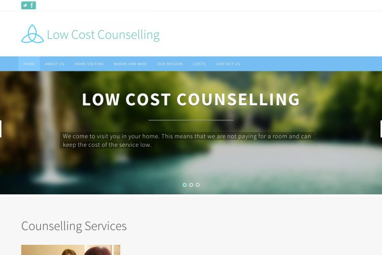Low Cost Counselling