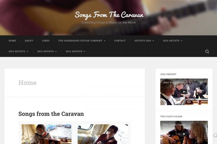 Songs From The Caravan